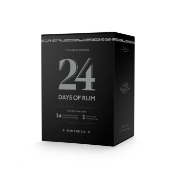 24 Days of Rum Edition 2019 24x2cl