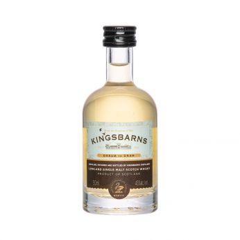 Kingsbarns Dream to Dram Miniature Single Malt Scotch Whisky 5cl