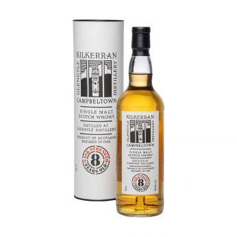Kilkerran 8y Cask Strength Bourbon Cask 70cl