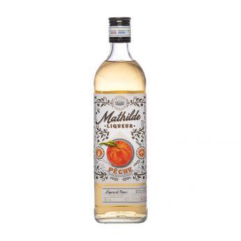 Mathilde Liqueur Peche Peach Pfirsichlikör 70cl