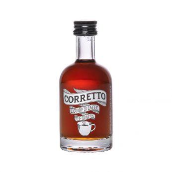 Marzadro Corretto Liquore di Caffe Miniature Kaffeelikör auf Grappa-Basis 5cl