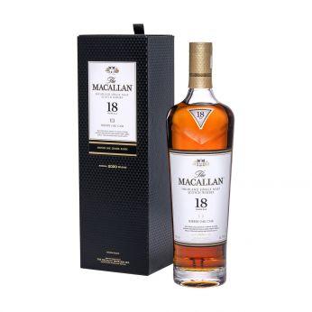 Macallan 18y Sherry Oak Cask bot.2020 Single Malt Scotch Whisky 70cl