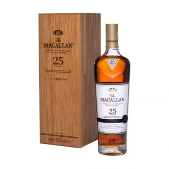 Macallan 25y Sherry Oak bot.2020 Single Malt Scotch Whisky 70cl