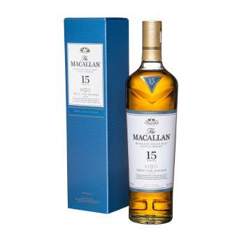Macallan 15y Triple Cask Single Malt Scotch Whisky 70cl