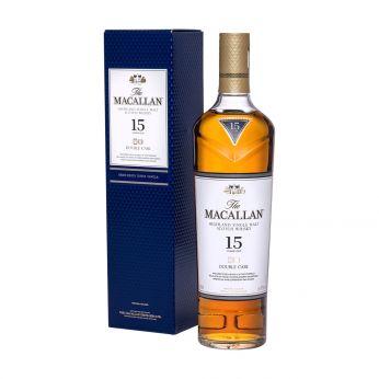 Macallan 15y Double Cask Single Malt Scotch Whisky 70cl