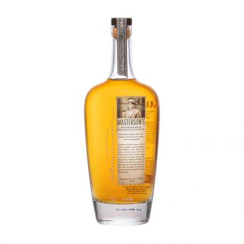 Masterson's 10y Straight Rye Whiskey 75cl