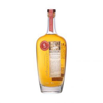Masterson's 10y American Oak Barrel Finished Straight Rye Whiskey 75cl