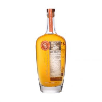 Masterson's 10y Hungarian Oak Barrel Finished Straight Rye Whiskey 75cl