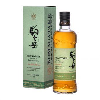 Mars Komagatake Limited Edition 2019 Single Malt Japanese Whisky 70cl