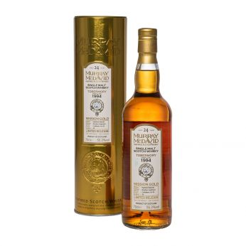 Tobermory 1994 24y Cask#20 Mission Gold Murray McDavid 70cl