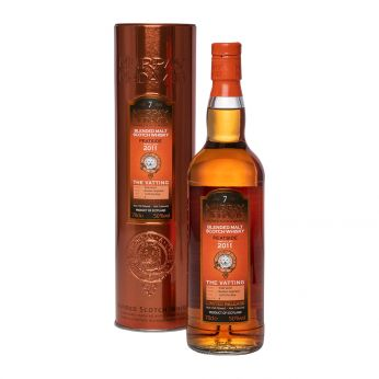 Peatside 2011 7y Batch#4 The Vatting Murray McDavid 70cl