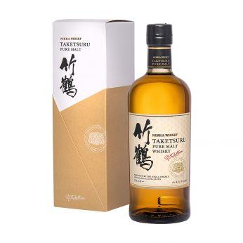 Nikka Taketsuru Pure Malt Japanese Whisky 70cl