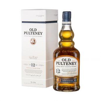 Old Pulteney 12y Single Malt Scotch Whisky 70cl