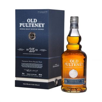 Old Pulteney 25y bot.2019 70cl