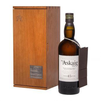Port Askaig 45y Islay Single Malt Scotch Whisky 70cl