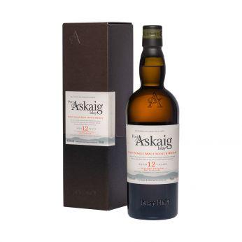 Port Askaig 12y bot.2020 Autumn Edition Islay Single Malt Scotch Whisky 70cl