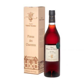 Pineau des Charentes Rouge 10y Vallein Tercinier 75cl