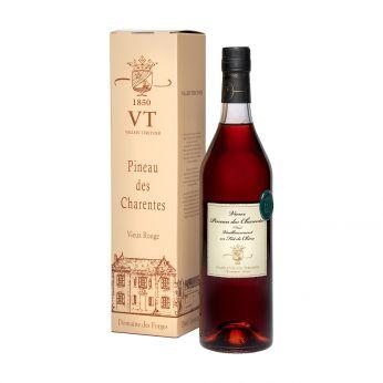 Vallein-Tercinier Vieux Pineau des Charentes Rouge 75cl