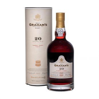Graham's 20y Tawny Port 75cl