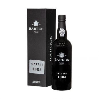 Barros Vintage 1983 75cl