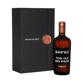 Kopke Very Old Dry White Porto Limited Edition 75cl