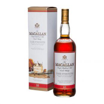 Macallan 10y Cask Strength 58.5 100cl