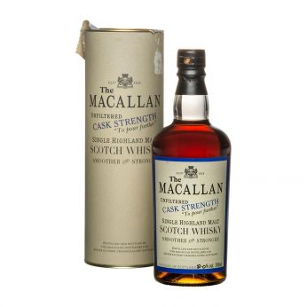 Macallan 1980 21y Exceptional Single Cask 3 50cl