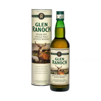 Glen Ranoch Special Reserve Single Malt Scotch Whisky 70cl