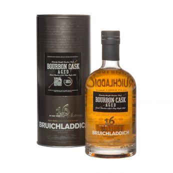 Bruichladdich 16y Bourbon Cask The Sixteens 70cl