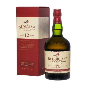 Redbreast 12y Single Pot Still Irish Whiskey 70cl