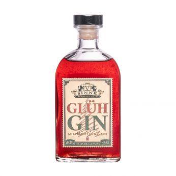 V-Sinne Glüh-Gin Heisser Genuss mit Himbeeren & Gin 70cl