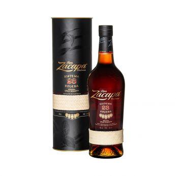 Zacapa Centenario 23y Solera Rum 70cl