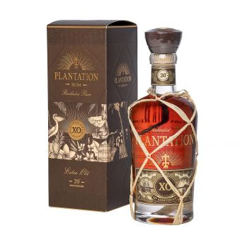 Plantation XO 20th Anniversary Extra Old Barbados Rum 70cl