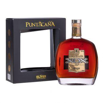 Puntacana Club XOX 50th Anniversary 25 anos Solera Rum Port Cask Finish 70cl