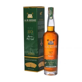 A.H. Riise XO Reserve Port Cask Finish Rum 70cl