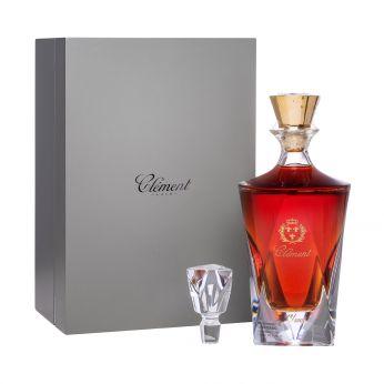 Clement Carafe Cristal Tres Vieux Rhum Agricole 70cl