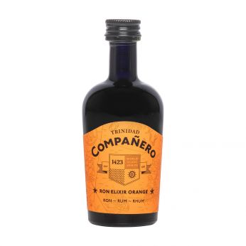 Companero Ron Elixir Orange Trinidad Miniature 5cl