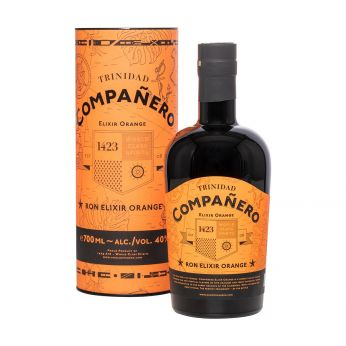 Companero Ron Elixir Orange Trinidad 70cl