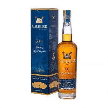 A.H. Riise XO Haakon Royal Reserve Rum 70cl
