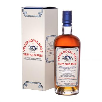 Velier Royal Navy Very Old Rum 70cl