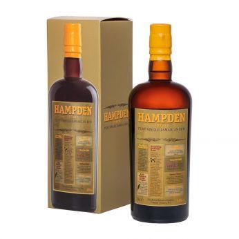 Hampden Estate Pure Single Jamaican Rum 70cl