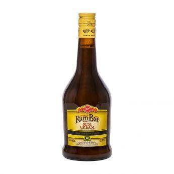 Worthy Park Rum-Bar Rum Cream 70cl