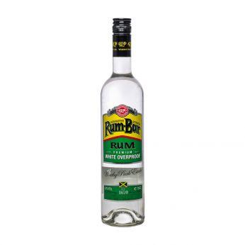Worthy Park Rum-Bar White Overproof Premium Jamaica Rum 70cl