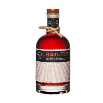 Ratu 5y Spiced Premium Rum 70cl