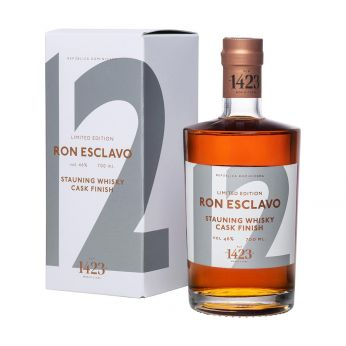 Esclavo 12y Stauning Whisky Cask Finish Limited Edition 70cl