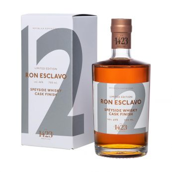Esclavo 12y Speyside Whisky Cask Finish Limited Edition 70cl