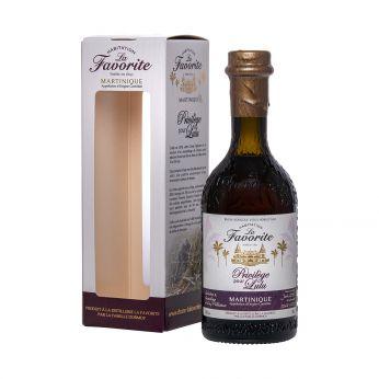 La Favorite Cuvee Privilege Pour Lulu Rhum Agricole Vieux Hors d'Age 70cl