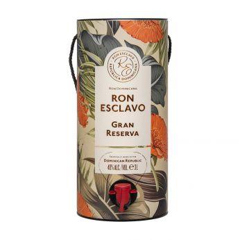 Esclavo Gran Reserva 3 Liter Bag in Box Ron Dominicana 300cl