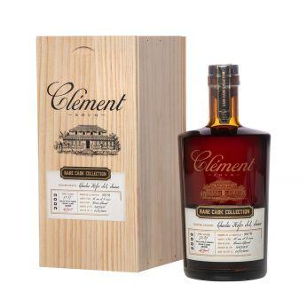 Clement Rhum 2002 16y Cask#20070416 Rare Cask Collection 50cl