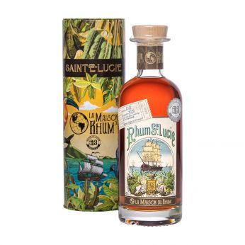 Saint Lucia Distillers 2012 Rhum Ste.Lucie La Maison du Rhum Batch#3 70cl
